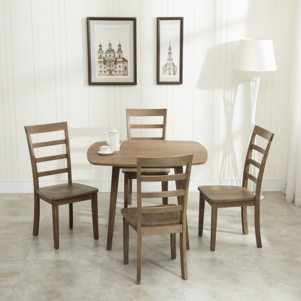 Boulder 5-Piece Dining Set