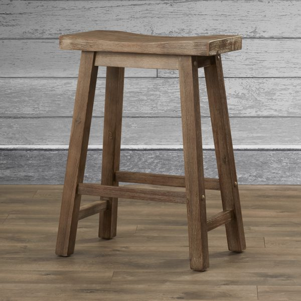 Sonoma Saddle Stool