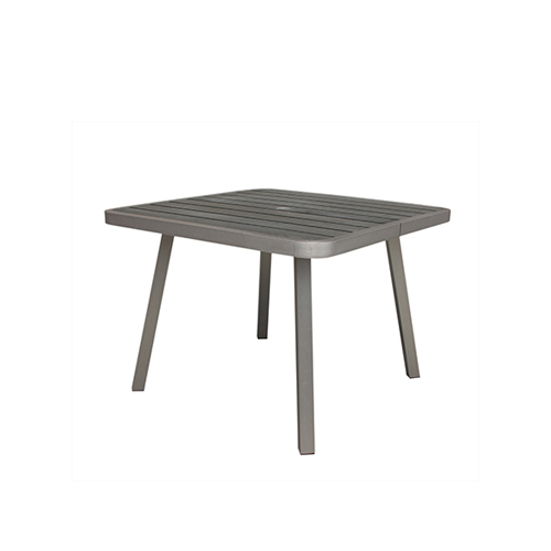 Fresca Square Polylumber Dining Table