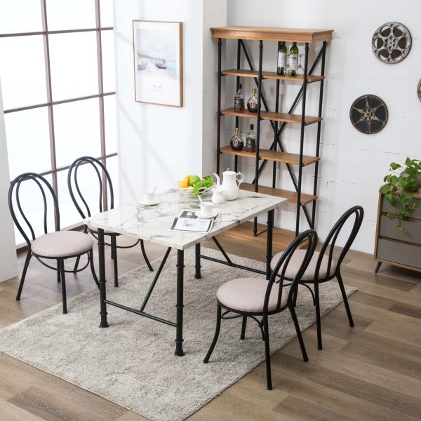 Anders 5-Piece Dining Set