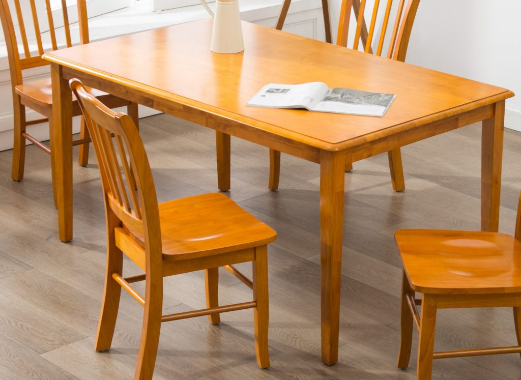 Shaker Dining Table Boraam Industries, Shaker Dining Room Table And Chairs