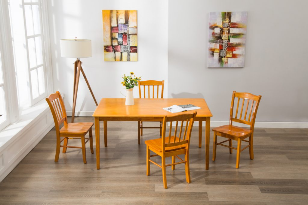 Shaker 5pc Dining Set