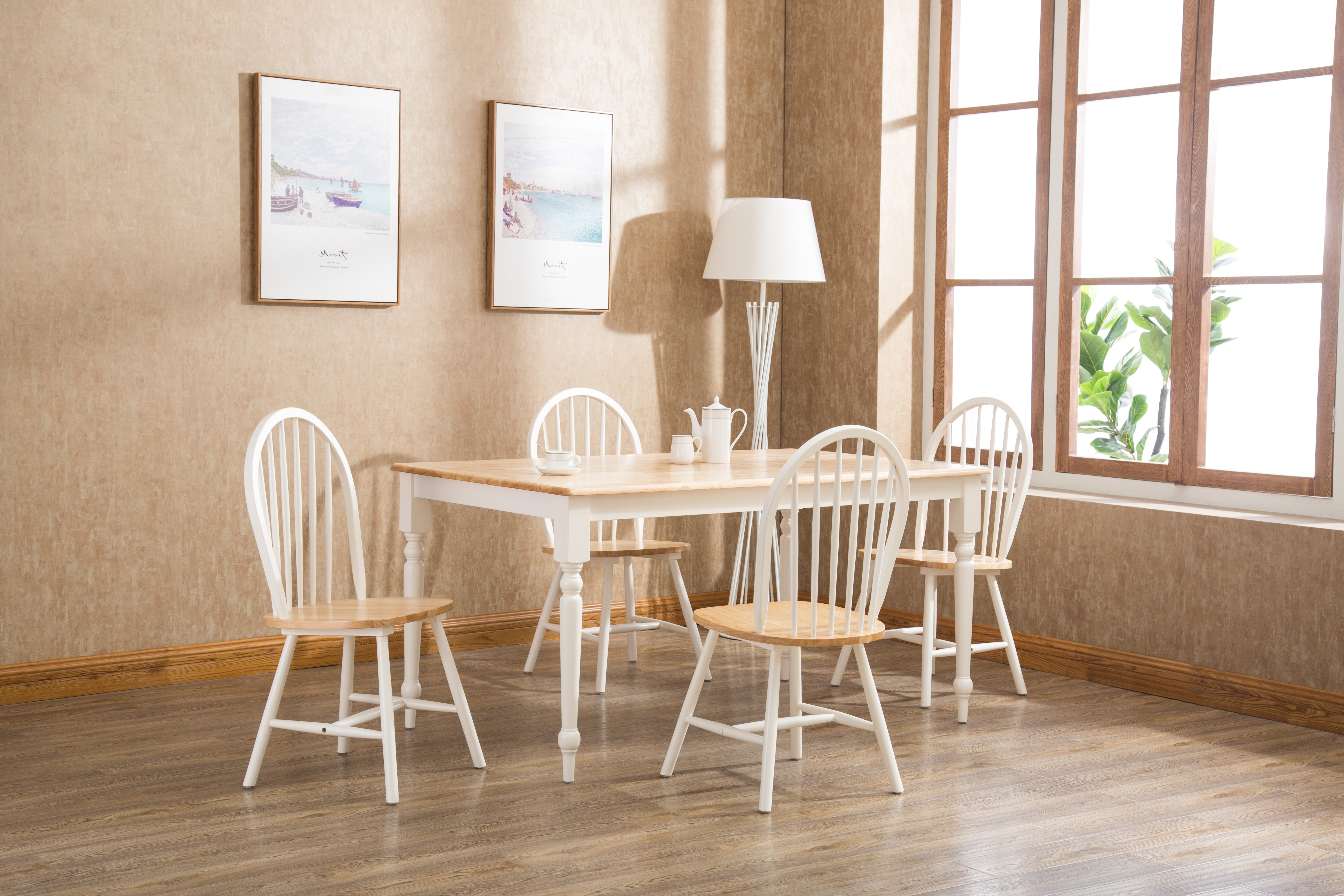 Farmhouse 5pc Dining Set