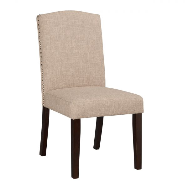 Champagne Parson Dining Chair
