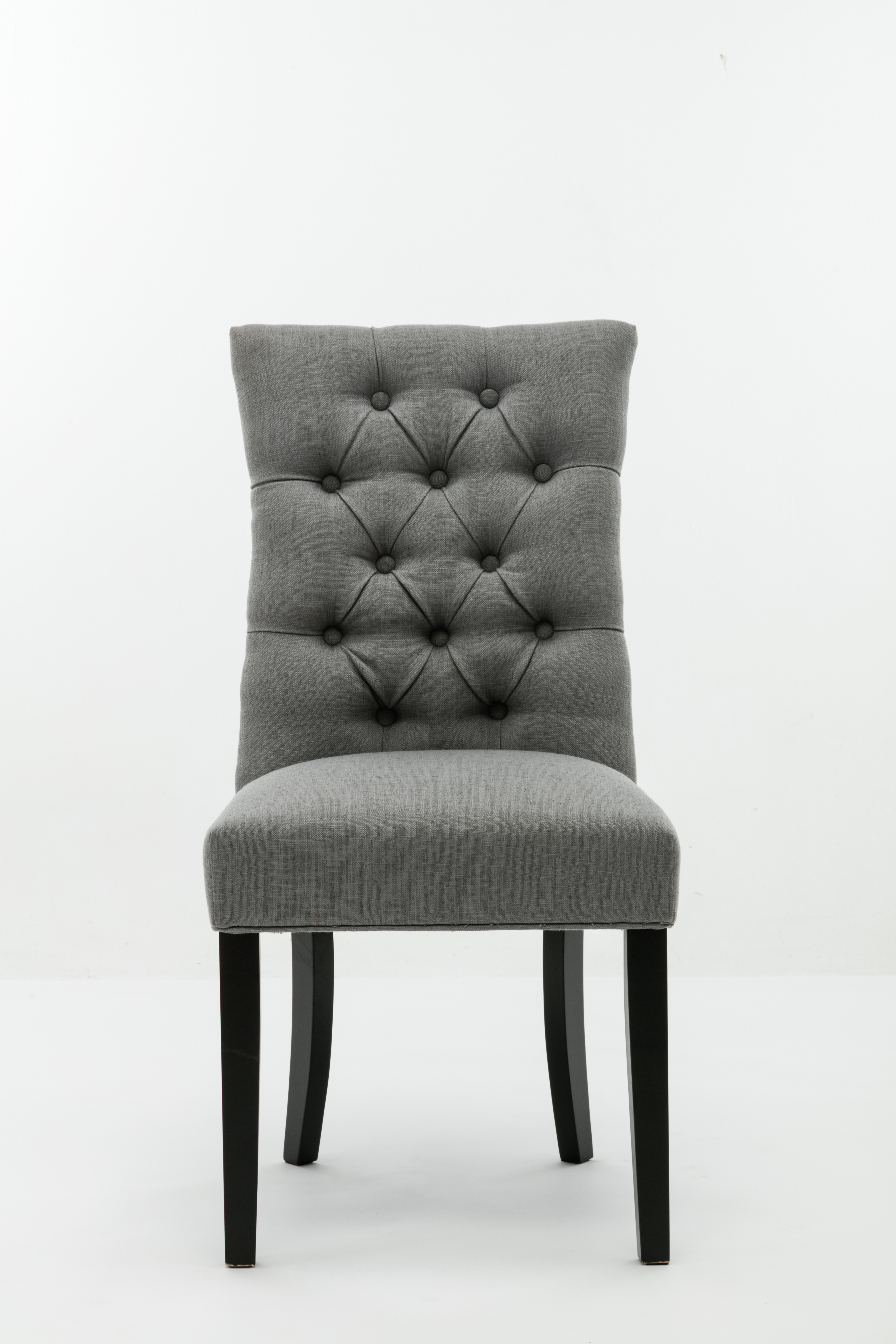 Set Of 2 Mice Tufted Dining Chair