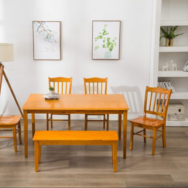 Shaker 6pc Dining Set
