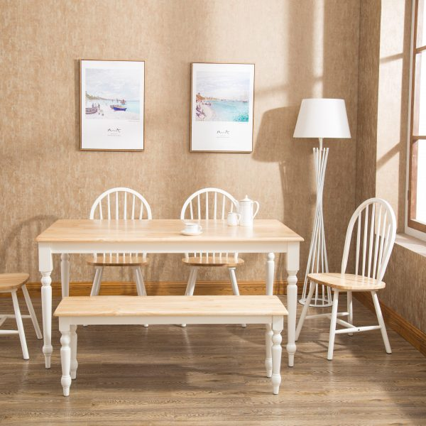 Farmhouse 6pc Dining Set