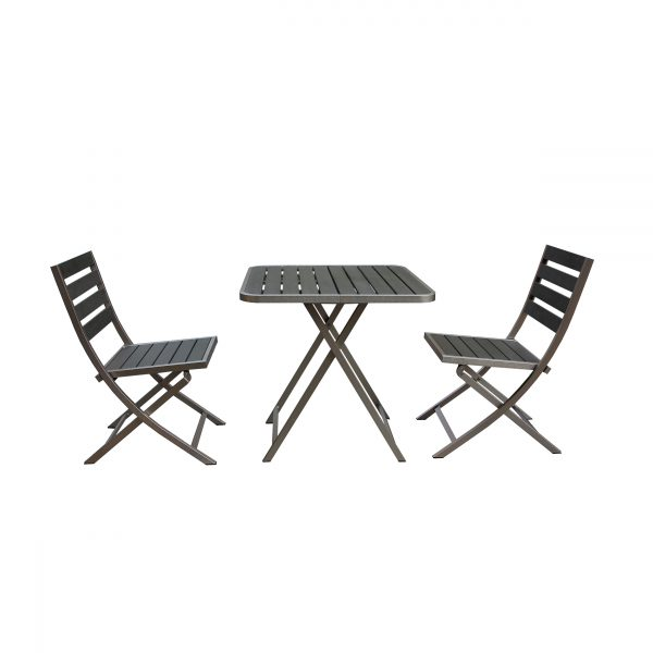 Polylumber 3-Piece Fresca Folding Dining Set