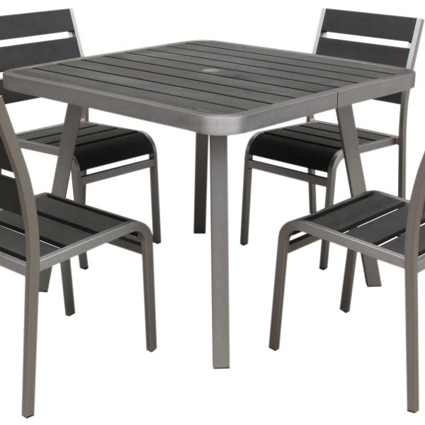 Polylumber Brava Dining Set